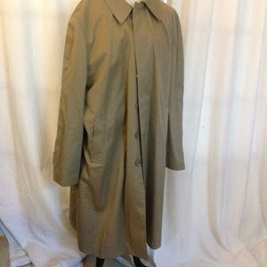 Other - MENS Made in Korea brand trench coat sz46L